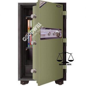 két sắt ngân hàng bảo mật và an toàn