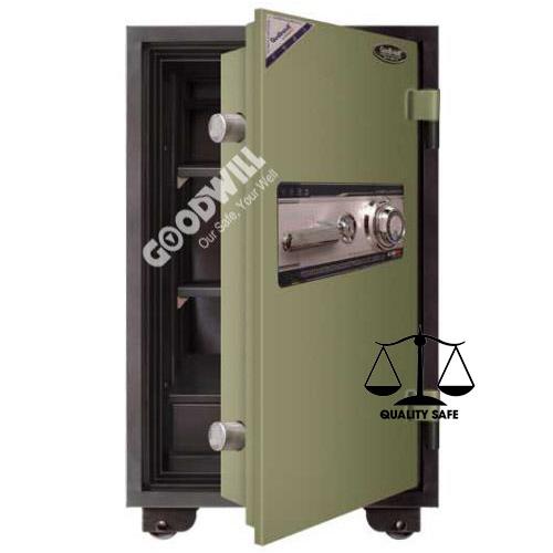 két sắt khóa cơ gudbank 810