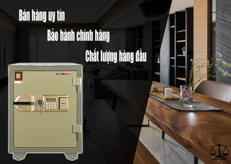 cửa hàng bán két sắt uy tín tại Hồ Chí Minh